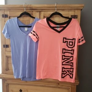 VS PINK Tee Bundle